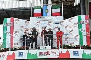 Mugello, Gara 2: Bellarosa e Liguori vincono l'ultimo round del Campionato