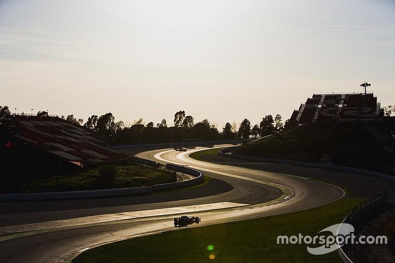 【F1】コメントライブ&総合順位:F1バルセロナ合同テスト最終日