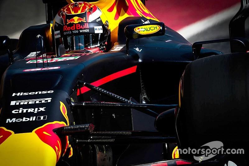 Verstappen: Red Bull masih belum cukup bagus