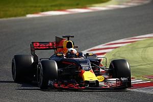 Формула 1 Комментарий Риккардо не понравился выбор шин на Гран При Испании