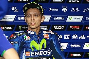 Tes pramusim 2017 yang menyulitkan Valentino Rossi