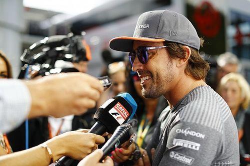 """Alonso: """"Uitbarsting over vorm van McLaren heeft geen zin"""""""