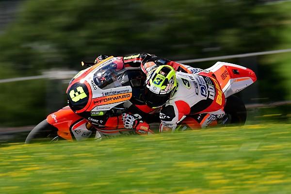 Lukas Tulovic nach Test in Moto2-WM:
