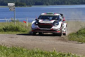WRC Son dakika Toyoto ve Hyundai, 2018 için Evans ile ilgileniyor