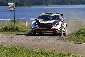 【WRC】Mスポーツの新人エバンス。トヨタやヒュンダイが興味あり?