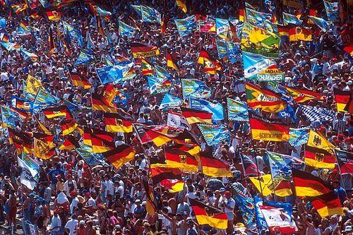 F1 tarihinde bugün: Schumacher, Almanya'da ilk kez kazanıyor