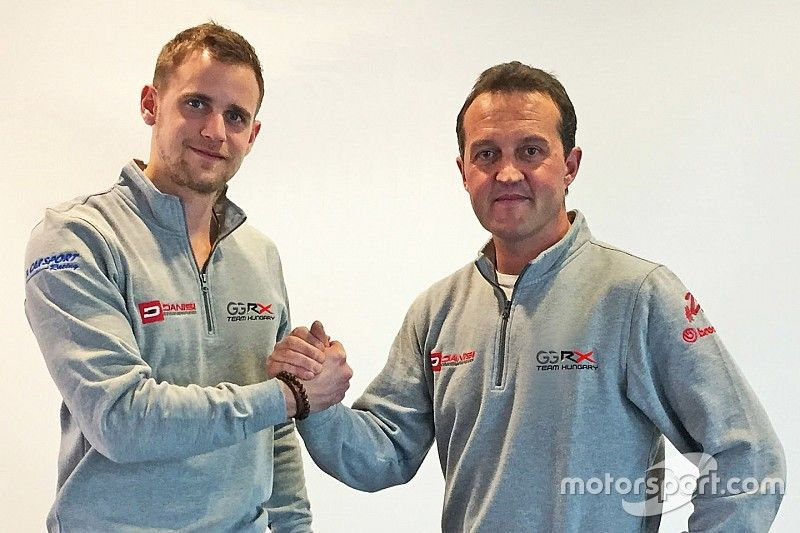 Galli spearheads new Hungarian World RX team line-up