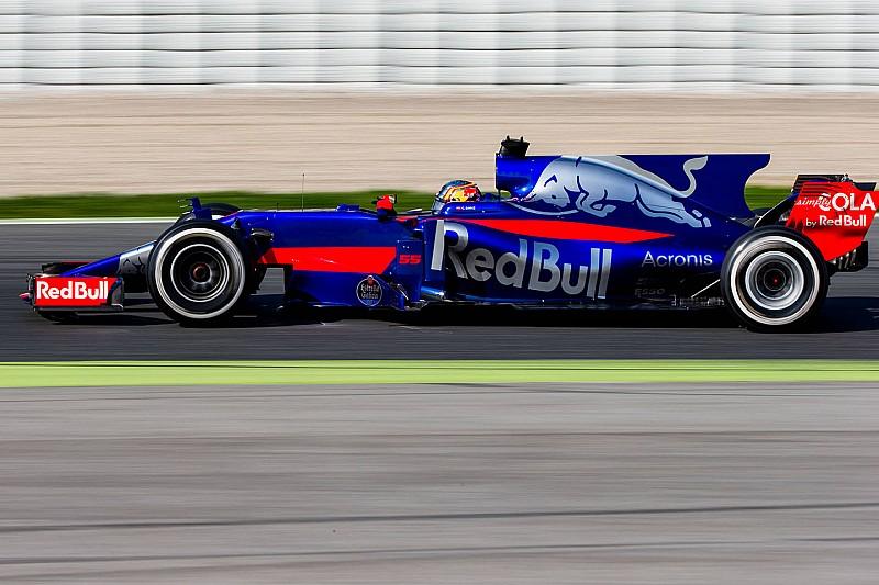 """Sainz : """"Tout n'est pas la faute de Renault"""" chez Toro Rosso"""