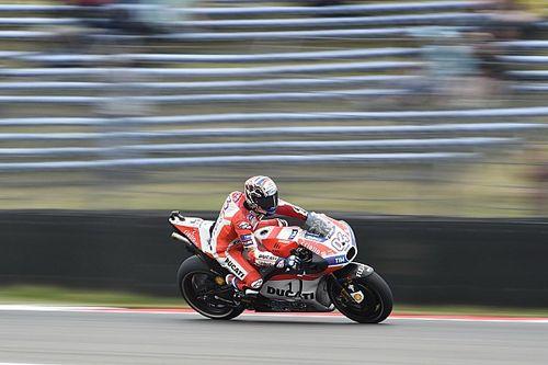 Dovizioso: a Ducati gyors, már csak a jó beállítás hiányzik