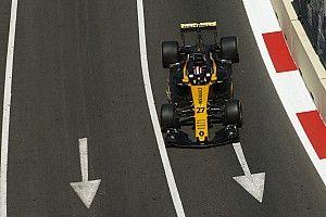 【F1】ヒュルケンベルグ「進歩できているし、良い兆候が表れている」