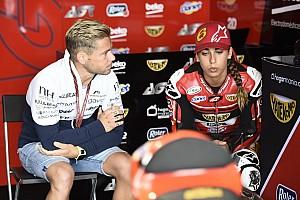Moto3 Noticias de última hora María Herrera sustituirá a Albert Arenas en Australia y Malasia