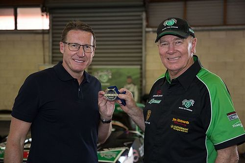Skaife, Richards inducted into Hall of Fame