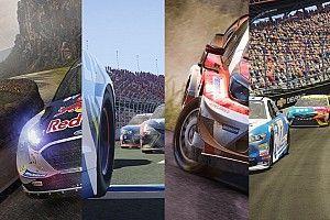 Дайджест симрейсинга: релиз новых игр WRC и NASCAR