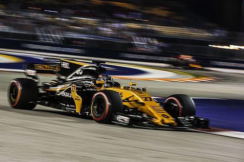 Pechvogel Nico Hülkenberg: Nach F1-Rennen in Singapur mit Sutil telefoniert