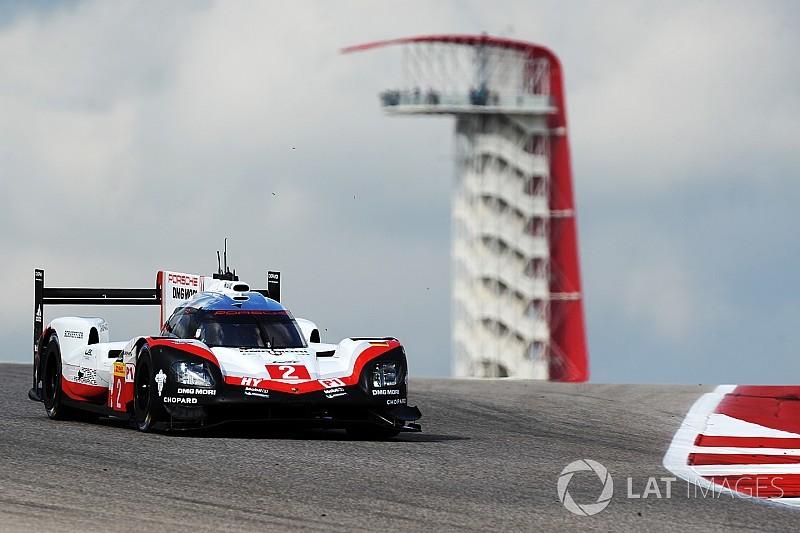 Austin, 6°Ora: per Porsche terza doppietta dell'anno e mondiale in vista