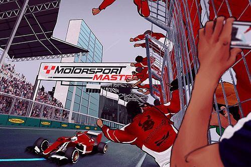 Tutti in pista con Motorsport Master