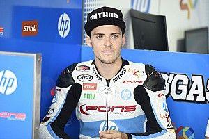 Edgar Pons sustituirá a Kent en Speed Up lo que resta de temporada
