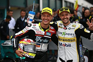 Moto2 Interview Lüthi: