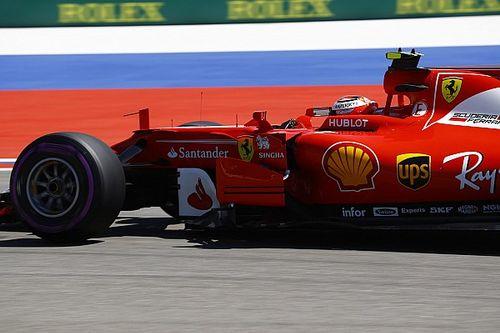 """Kimi: """"Ho cercato di recuperare all'ultima curva, non ha pagato"""""""