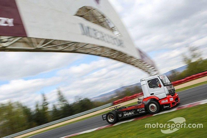 Kész Kiss Norbi 2017-es kamionja: kezdődik a szezon