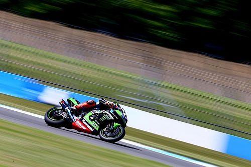 Donington WSBK: Sykes wins, Davies and Rea crash
