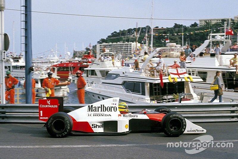 Ayrton Senna'nın en iyi 10 Formula 1 zaferi