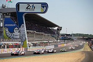 Saksikan pengumuman grid WEC dan Le Mans 24 Jam
