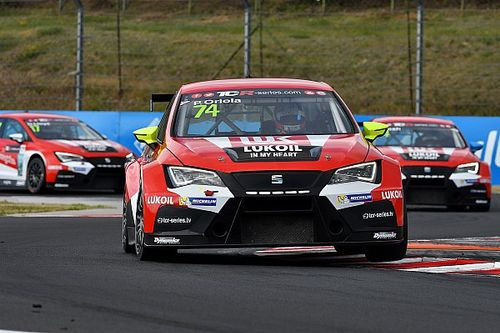 Craft-Bamboo Racing back on the podium in Hungary