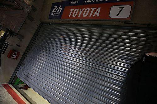 Vasselon explica el sorprendente motivo del abandono del Toyota #7 en Le Mans