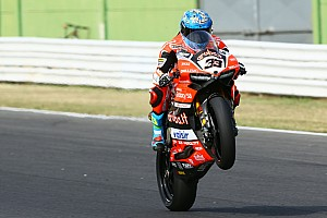 World Superbike Race report Misano WSBK: Melandri scores first win since return
