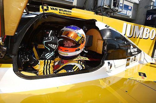 "Barrichello celebra volta ""gol de final de Copa"" em Le Mans"