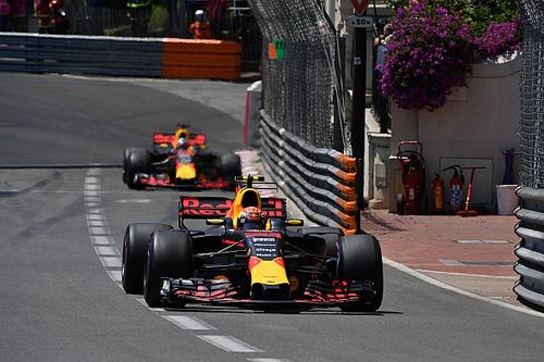 فيرشتابن لا يزال غير سعيد باستراتيجية سباق موناكو