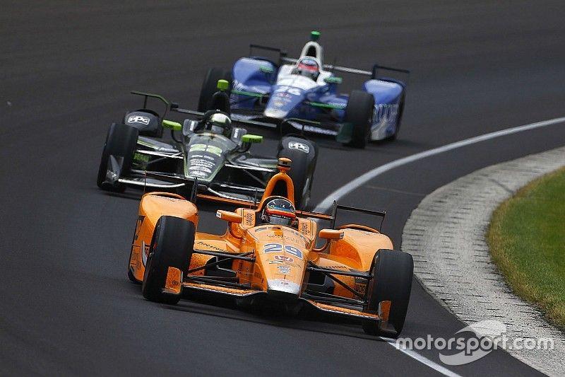 La IndyCar confirma los planes de McLaren de entrar en 2019 con Alonso