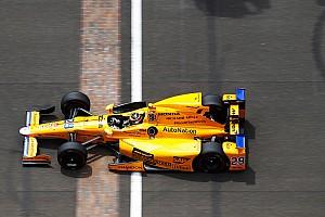 Resmi: Alonso, McLaren'la Indy 500'e katılacak
