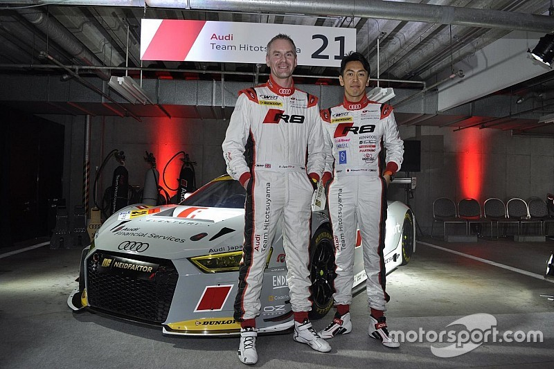【スーパーGT他】アウディ、2017年モータースポーツ参戦体制を発表