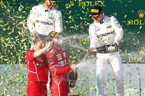 """Bottas: """"Habrá una bonita batalla con Hamilton a lo largo del año"""""""