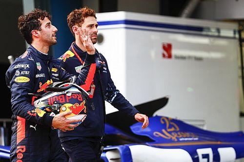 Ricciardo alami masalah jelang start GP Australia