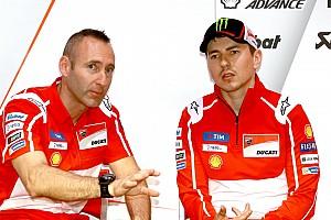 Lorenzo confirma que su actual ingeniero de pista no lo seguirá a Honda