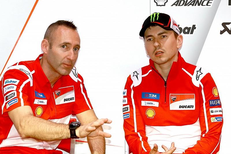 Lorenzo confirma que su actual ingeniero de pista no irá con él a Honda
