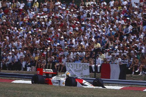 Ezen a napon: McLaren-henger Mogyoródon