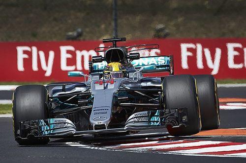 Temendo 'trenzinho', Hamilton aposta em tática para avançar
