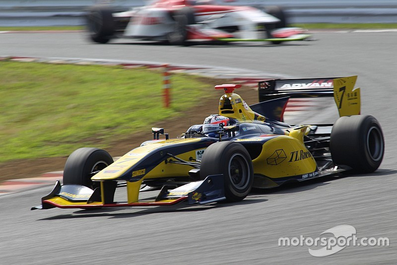 Rosenqvist eyes maiden Super Formula win after Fuji podium
