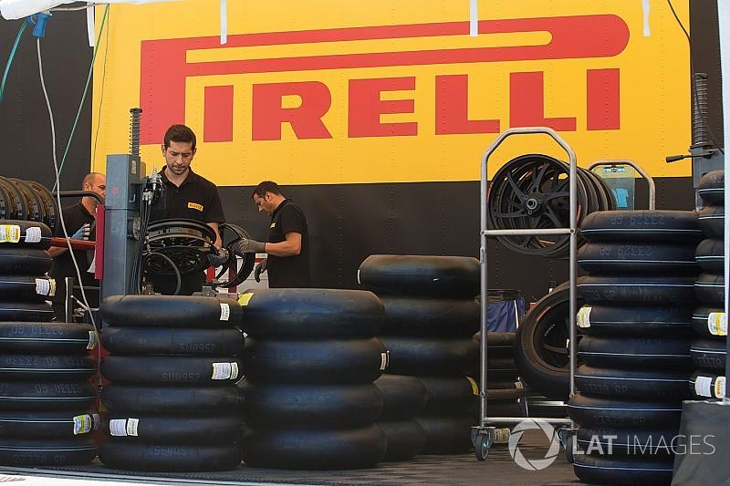 Portimao SBK: La Pirelli ritira la nuova gomma posteriore