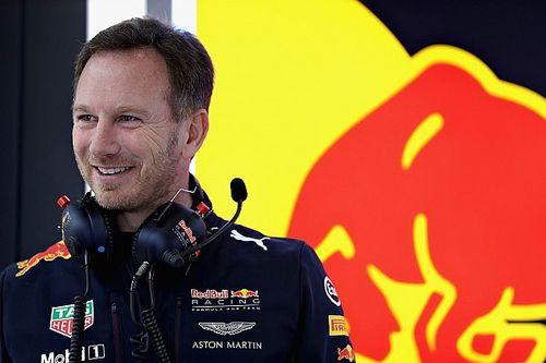 Horner bracht motoronderdeel Verstappen in koffer mee naar Rusland