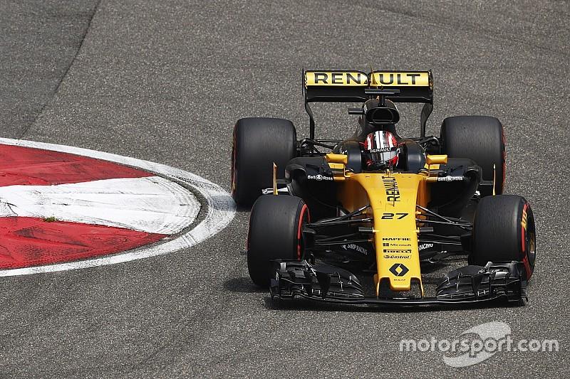 """Hulkenberg """"terkejut"""" dengan laju Renault"""