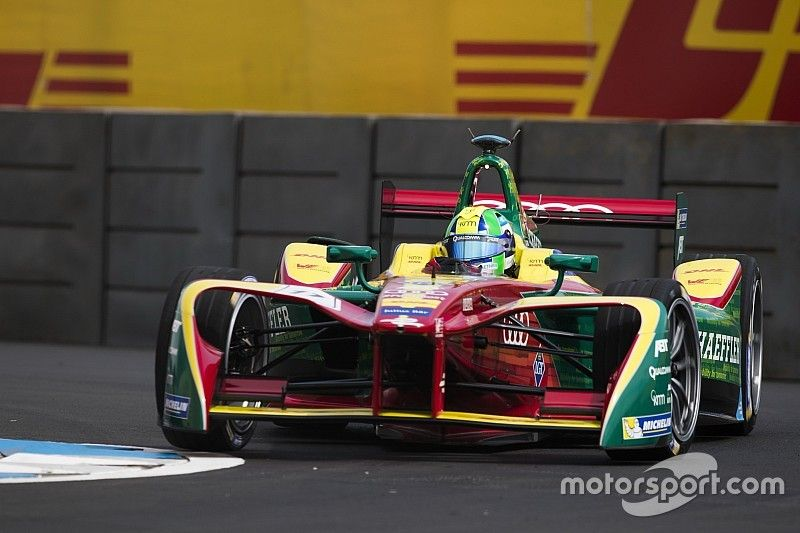 Mexico City ePrix: Di Grassi yarışı son sıradan kazandı