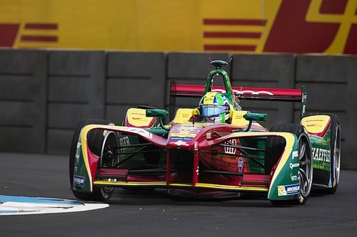 Mexico City ePrix: Di Grassi goes last to first in chaotic race