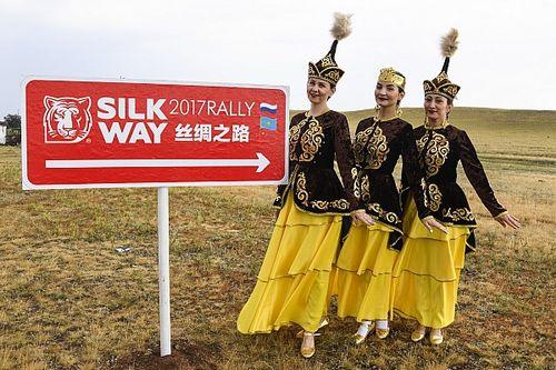 Silk Way Rally: Xi'An is still far away…