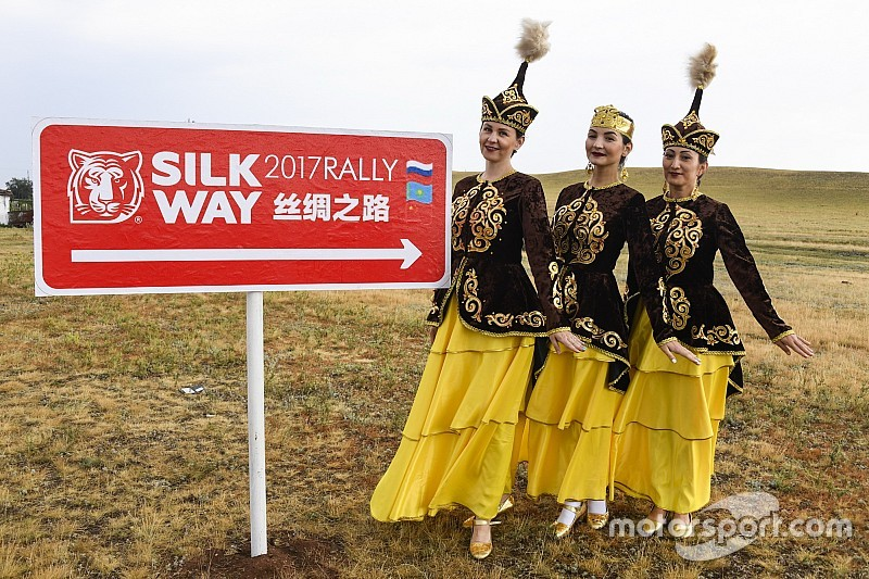 Silk Way Rally: Xi'An is still far away…