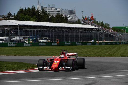 Vettel laisse échapper la moitié de son avance au championnat